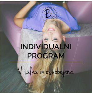 Individualni program Vitalna in osvobojena